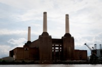 Snap of Battersea Power Station. London