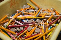 Box of Pencils
