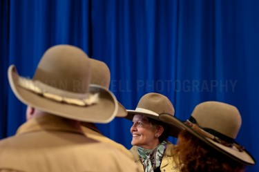 On the campaign trail with Mitt Romney in Elko Nevada.  |  JULIAN RUSSELL